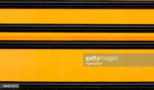 School Bus Background