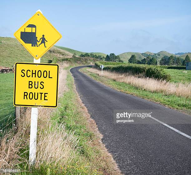 School Bus Route and The Road Ahead
