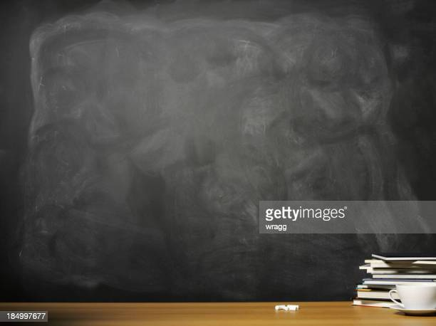 School Classroom Blackboard