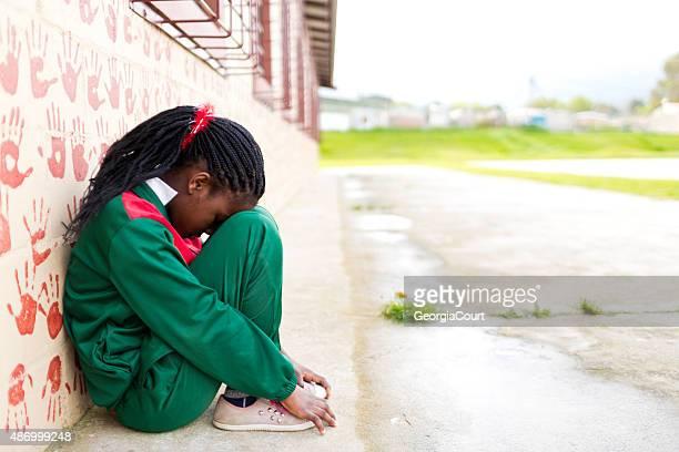 L'école de fille victime de violence