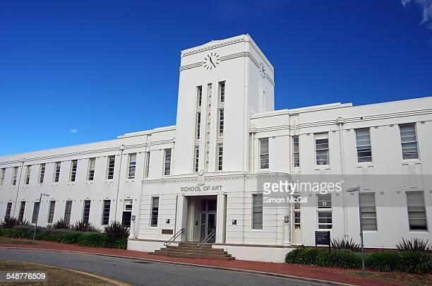 ANU School of Art building Australian National University Childers Street Acton Canberra Australian Capital Territory Australia 11 April 2015