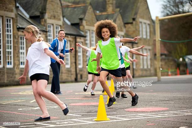 学校のスポーツ