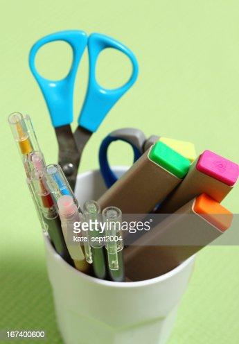 School supply : Stock Photo