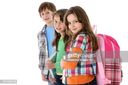 School time : Stock Photo