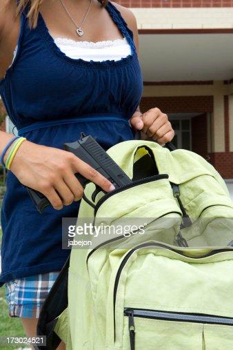 School Violence : Stock Photo