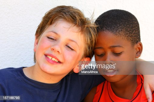 Schoolboys Best of Friends