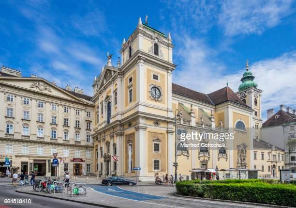 Schottenstift at Freyung Square Vienna