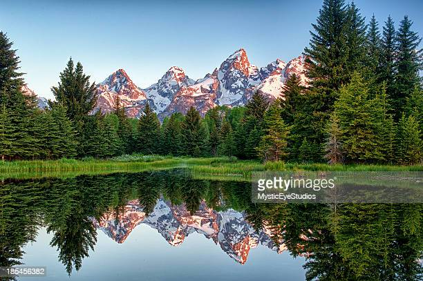 Schwabacher Early Morning