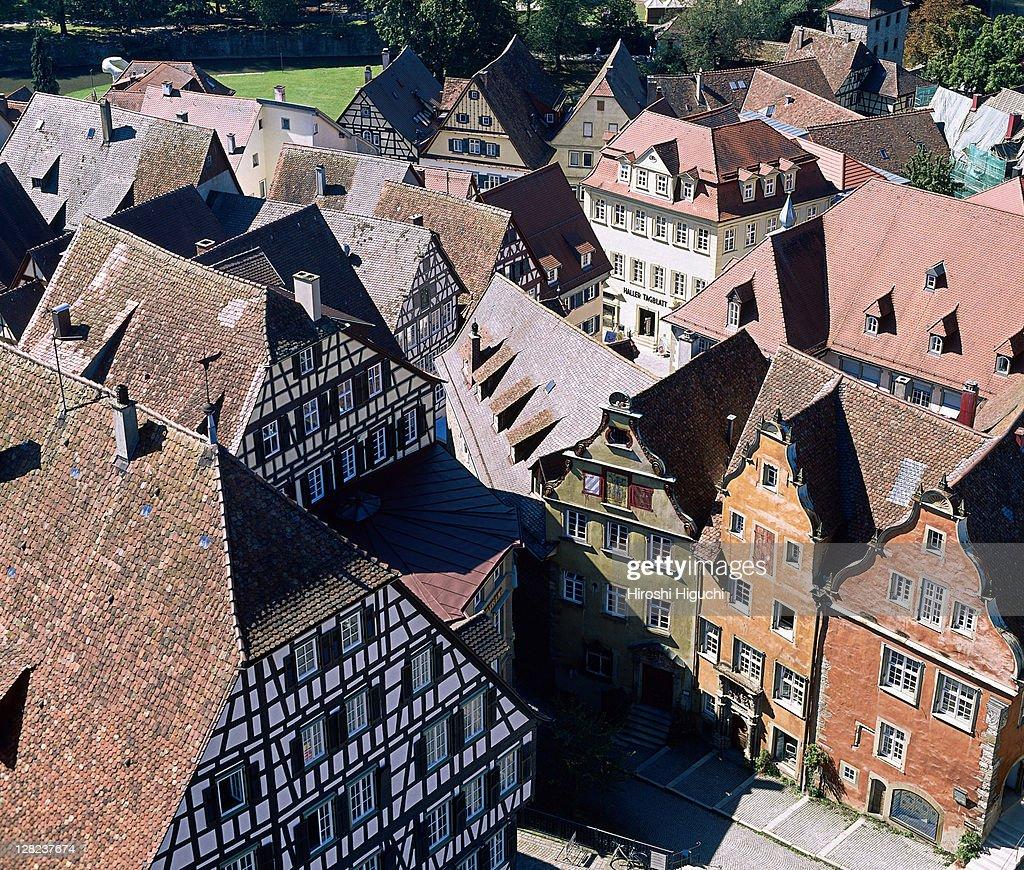 Schwabisch Hall, Baden-Wurttemberg, Germany