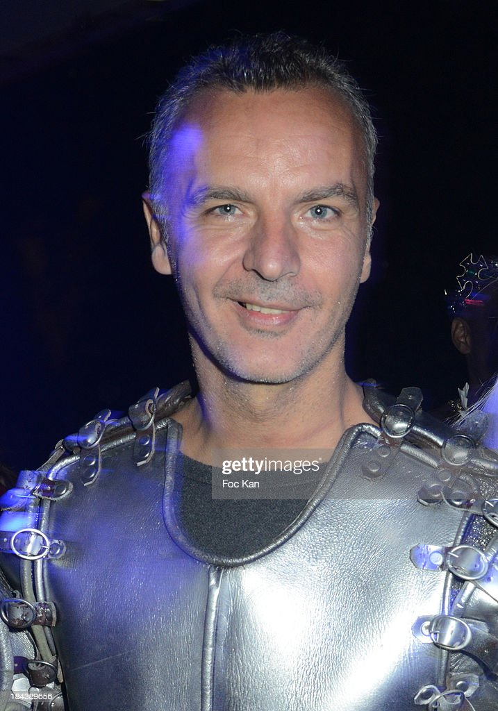 Schweppes CEO Hugues Pietrini attends the 'Tournoi des 16 Royaumes' Costume Ball hosted by Les Ambassadeurs 12th Edition at the Chateau de Vincennes on October 12, 2013 in Paris, France.