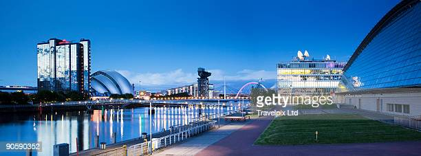science center and Scottish exhibition conference