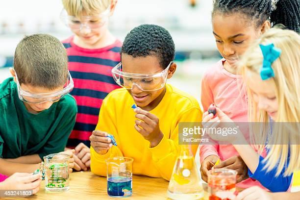 Wissenschaft experimentieren