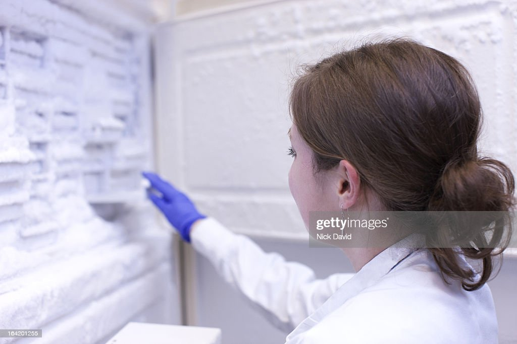 Science laboratory : Stock Photo