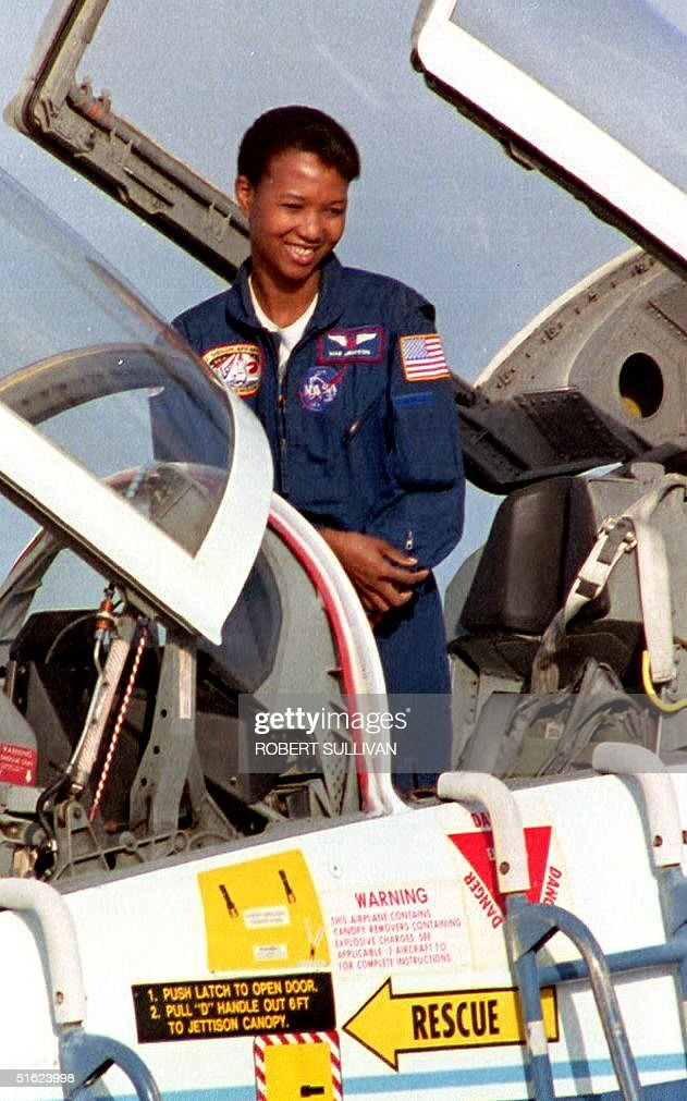 mae jemison in space Gallery