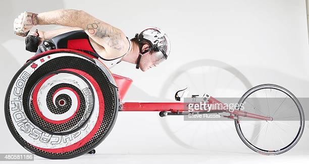Science of Sport wheelchair racer Josh Cassidy