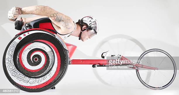 Science of Sport wheelchair racer Josh Cassidy