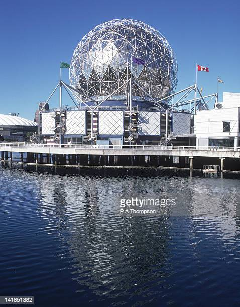 Science World Vancouver Stock Photos and Pictures | Getty ...