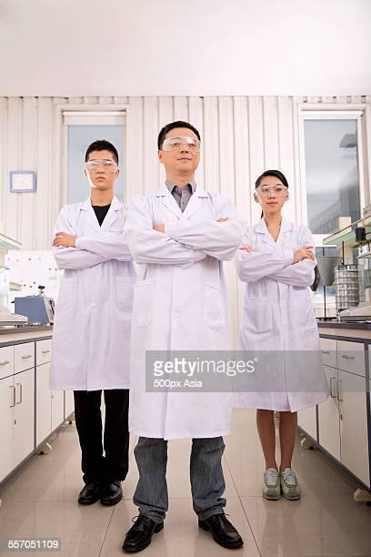 Scientific Research Team