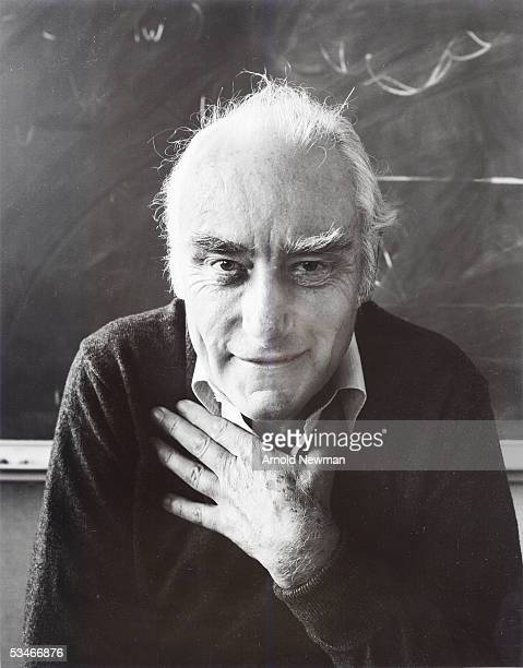 Scientist Dr Francis Crick poses January 6 1979 in Florida Crick discovered DNA and is a winner of the Nobel Prize in medicine