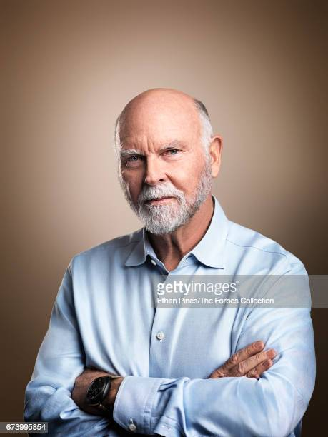 Scientist J Craig Venter is photographed for Forbes Magazine on January 27 2017 in the Human Longevity offices in Mountain View California CREDIT...