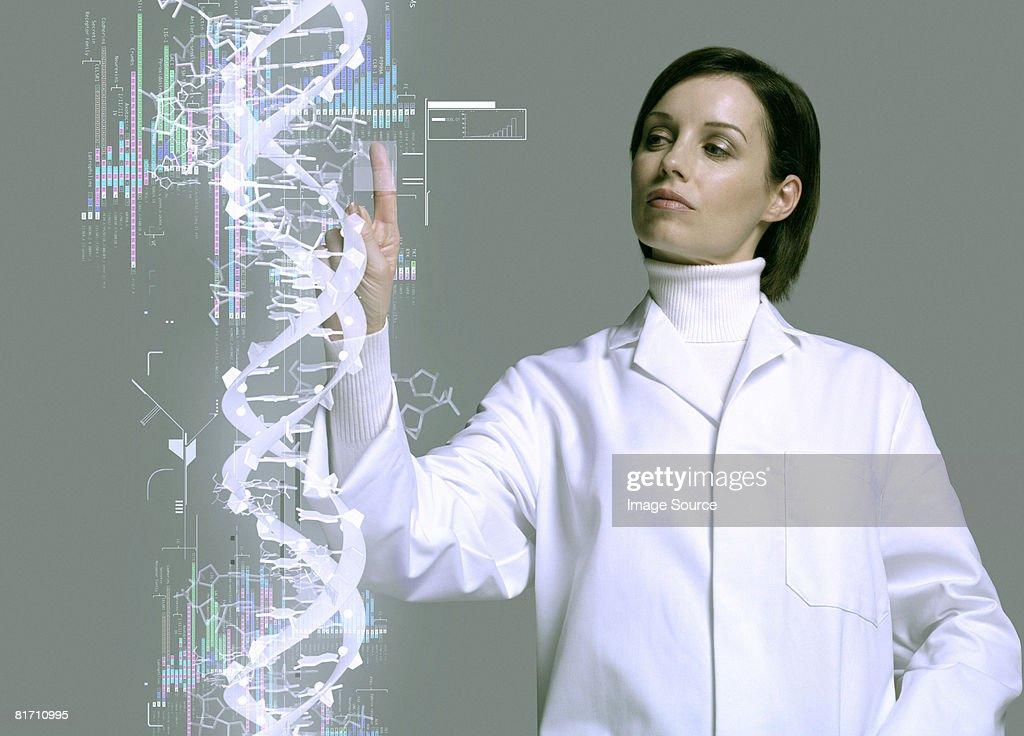 Scientist : Stock Photo