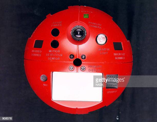 Scientists at NASA's Ames Research Center Moffett Field CA are developing an autonomous robot to support future space missions September 14 1999...