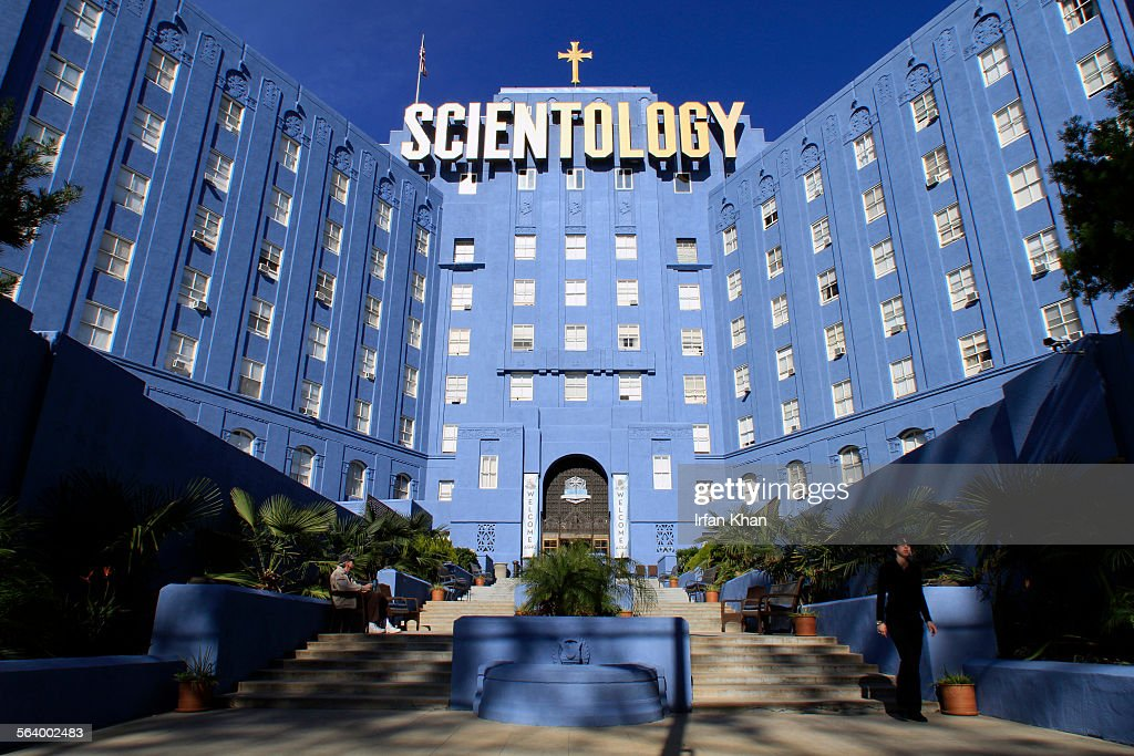 Scientology building on Fountain Avenue in Los Angeles