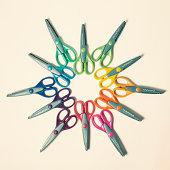 Scissor Mandala...