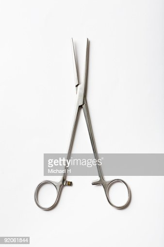 Scissors for medical treatment