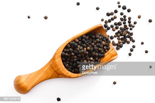 Scoop of Peppercorns