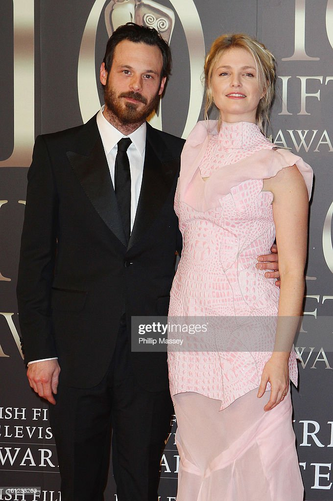 <a gi-track='captionPersonalityLinkClicked' href=/galleries/search?phrase=Scoot+McNairy&family=editorial&specificpeople=2081198 ng-click='$event.stopPropagation()'>Scoot McNairy</a> and <a gi-track='captionPersonalityLinkClicked' href=/galleries/search?phrase=Whitney+Able&family=editorial&specificpeople=791003 ng-click='$event.stopPropagation()'>Whitney Able</a> attend the Irish Film and Television Awards at the Convention Centre Dublin on February 9, 2013 in Dublin, Ireland.