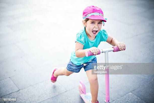 Scooter fille