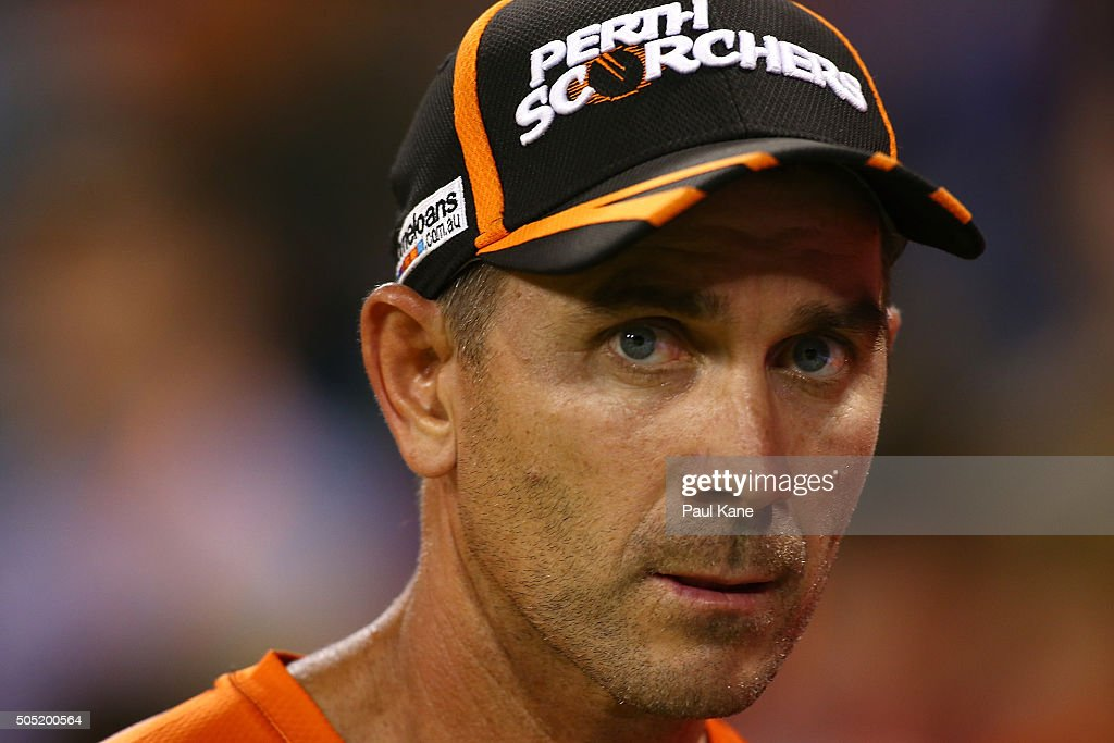 Big Bash League - Perth Scorchers v Melbourne Stars