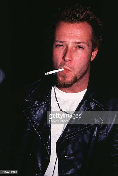 Scot Weiland of Stone Temple Pilots
