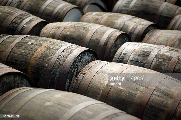 Scotch Whisky Barrel