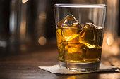Scotch with ice