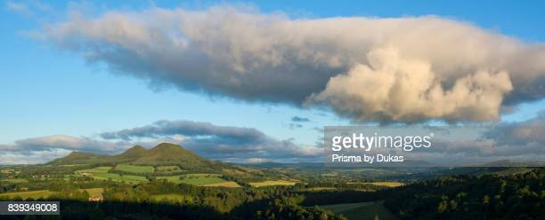 UK Scotland Scott's View is a viewpoint in the overlooking the valley of the River Tweed which is reputed to be one of the favourite views of Sir...
