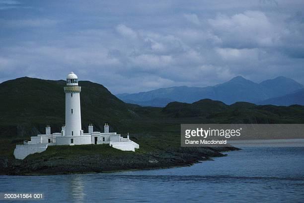 Scotland, strathclyde, Firth of Lorne, Lismore Lighthouse