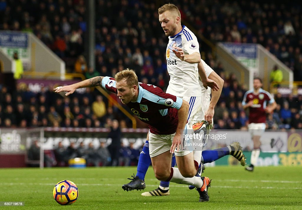 Burnley v Sunderland - Premier League