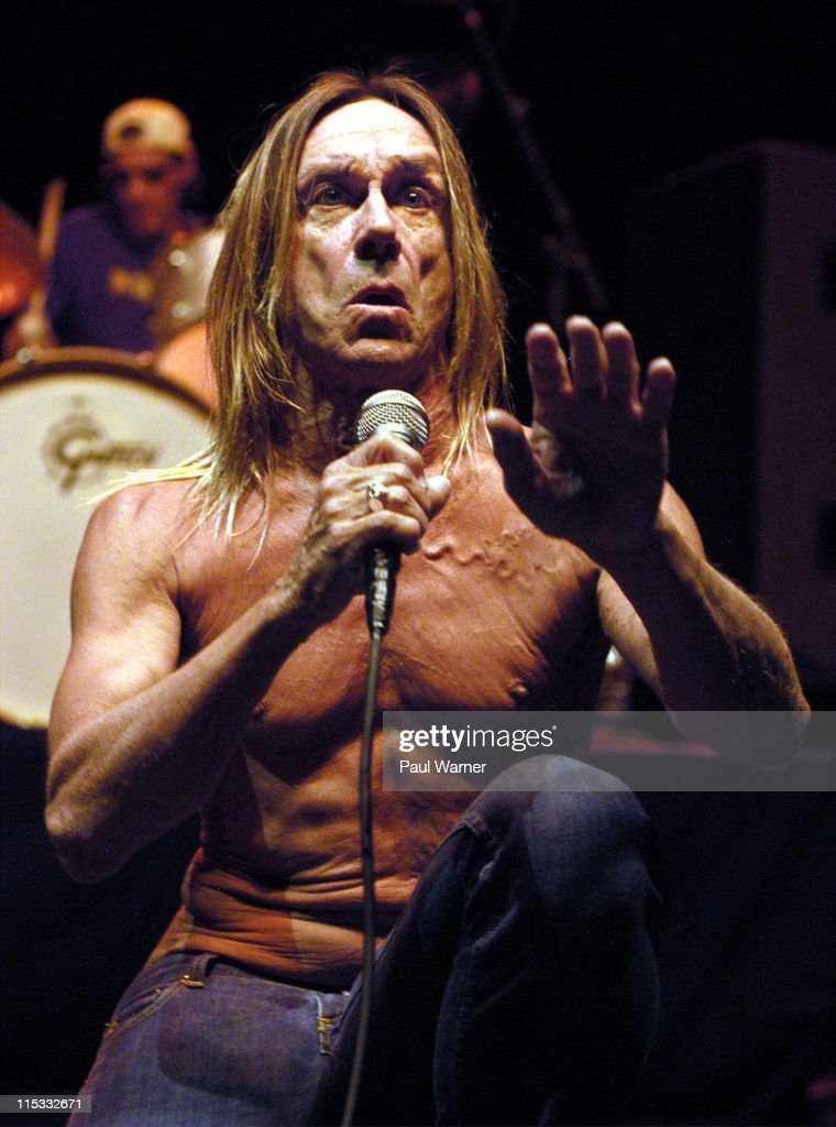 Iggy and The Stooges in Concert - April 13, 2007