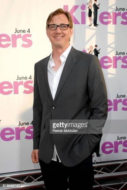 Scott Aversano attends 'Killers' Los Angeles Premiere at ArcLight Cinemas on June 1 2010 in Hollywood California