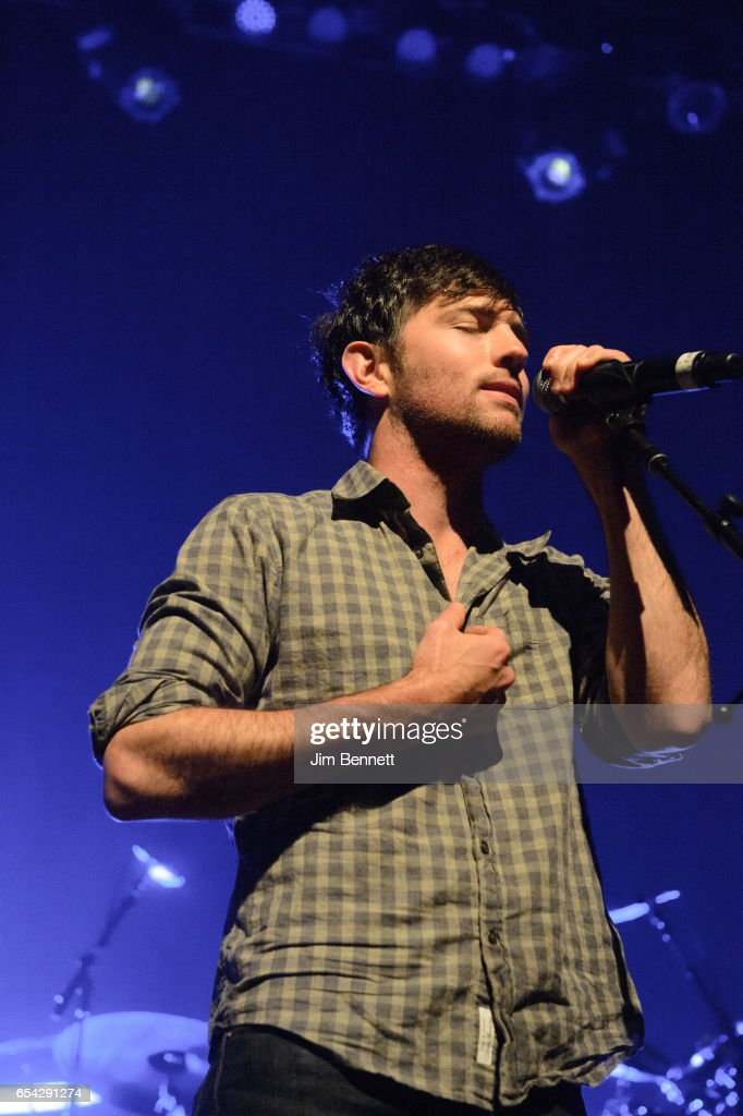 Scott Avett of the Avett Brothers performs live at ACL Live at the Moody Theater during the SxSW Music Festival on March 15, 2017 in Austin, Texas.
