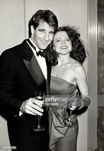 Scott Bakula and Alison Fraser at the Opening Party for 'Romance Romance' Grand Bay Hotel New York City