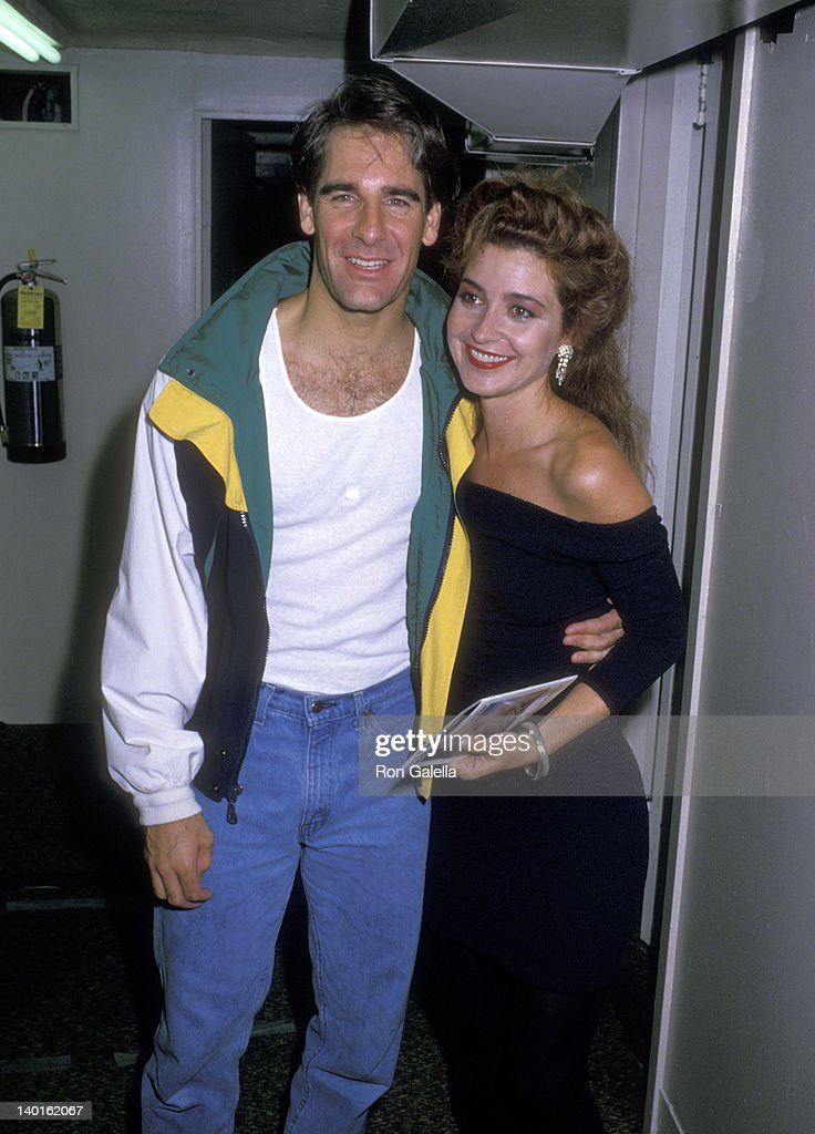 Scott Bakula and Annie Potts at the Play Performance of 'Romance/Romance' Helen Hayes Theatre New York City