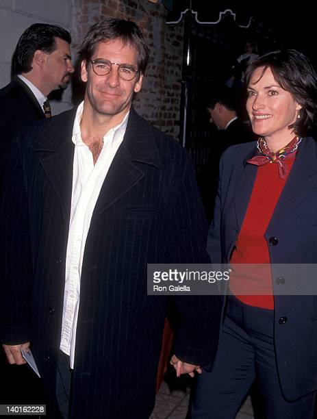 Scott Bakula and Chelsea Field at the Premiere of 'The Proposition' Mann Festival Theatre Westwood