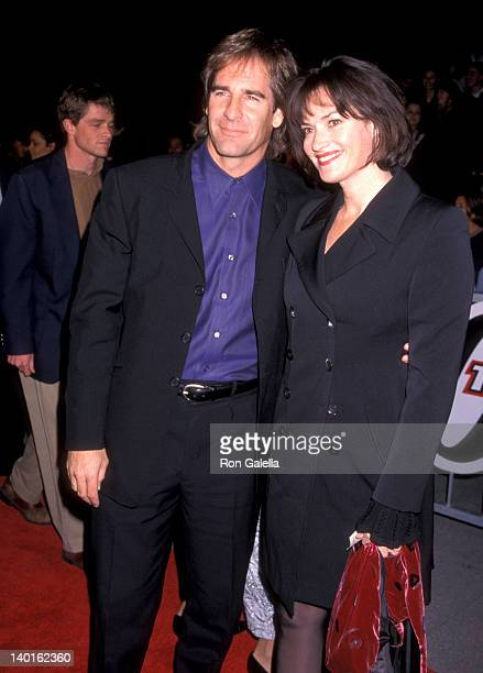 Scott Bakula and Chelsea Field at the Premiere of 'Tomorrow Never Dies' Dorothy Chandler Pavilion Los Angeles