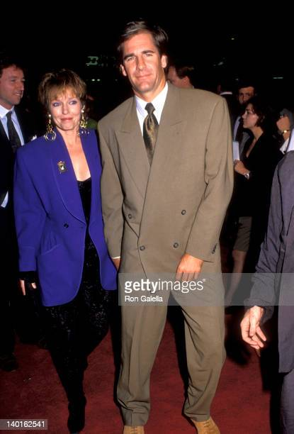 Scott Bakula and Krista Neumann at the Premiere of 'Sibling Rivalry' Mann's Chinese Theatre Hollywood
