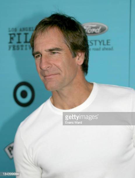 Scott Bakula during 2005 Los Angeles Film Festival 'March Of The Penguins' Screening at John Anson Ford Amphitheatre in Los Angeles California United...