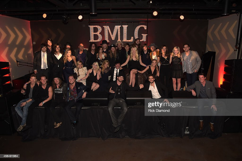 Big Machine Label Group Celebrates The 48th Annual CMA Awards in Nashville - Inside