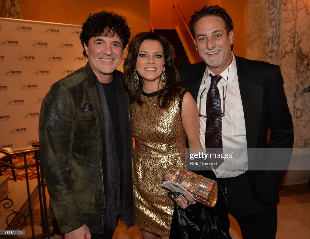 <a gi-track='captionPersonalityLinkClicked' href=/galleries/search?phrase=Scott+Borchetta&family=editorial&specificpeople=4462508 ng-click='$event.stopPropagation()'>Scott Borchetta</a>, Honoree <a gi-track='captionPersonalityLinkClicked' href=/galleries/search?phrase=Martina+McBride&family=editorial&specificpeople=204772 ng-click='$event.stopPropagation()'>Martina McBride</a> and John McBride attend the 3rd. annual NATD Honors 2013 at the Hermitage Hotel on November 12, 2013 in Nashville, Tennessee.